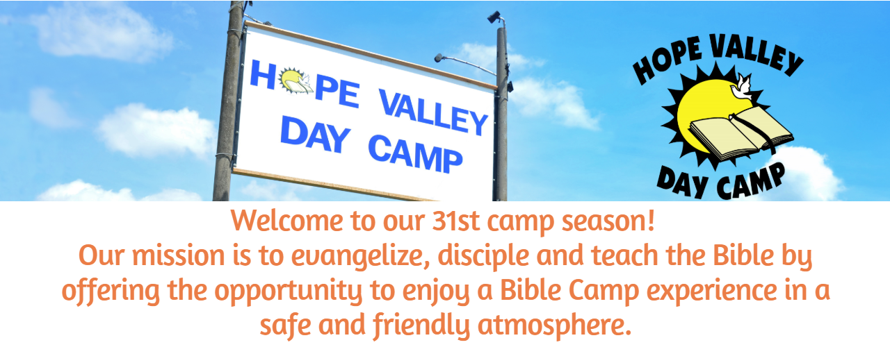 Hope Valley Day Camp